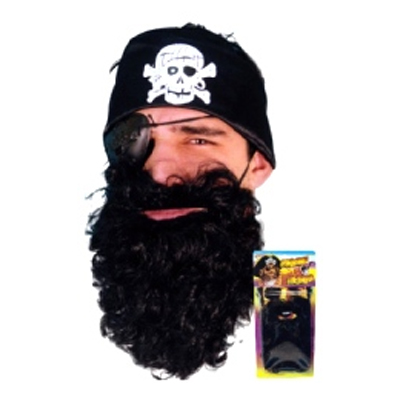 Pirate Beards/Moustaches