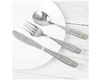 Cutlery & Plates