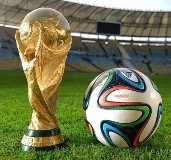World Cup Football 2018