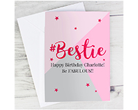 Card's - All card's come with free delivery