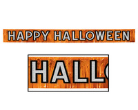 Halloween Bunting & Banners