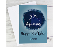 Personalised Birthday Cards Adult