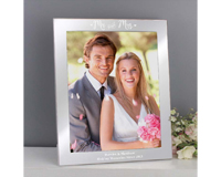 Personalised Valentine's Photo Frames
