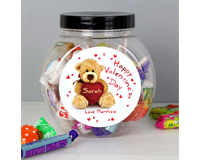Personalised Valentine's Sweet's & Chocolate