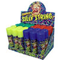 Silly String and Sprays