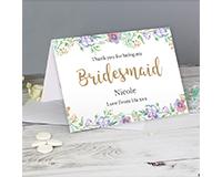 Wedding/Bridesmaid/Maid of Honour
