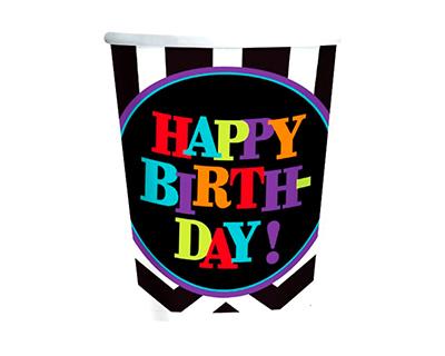 Chevron Birthday