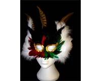 Feathered Masks