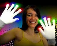 Glow in the Dark & Flashing LED