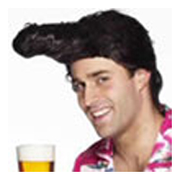 Male Stag Wigs