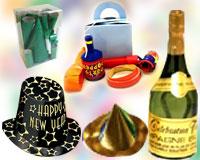 Christmas & New Year Packs