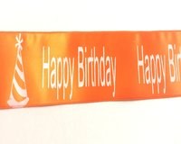 Personalised Ribbon