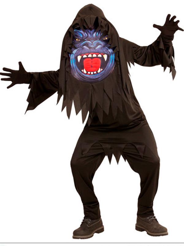 Gorilla Big Head Costume. View detailed images (2)  sc 1 st  Novelties Direct & Gorilla Big Head Costume Childrens - Novelties (Parties) Direct Ltd
