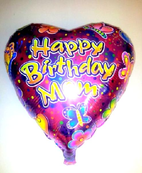 5a517041374 Foil Balloon HAPPY BIRTHDAY MOM