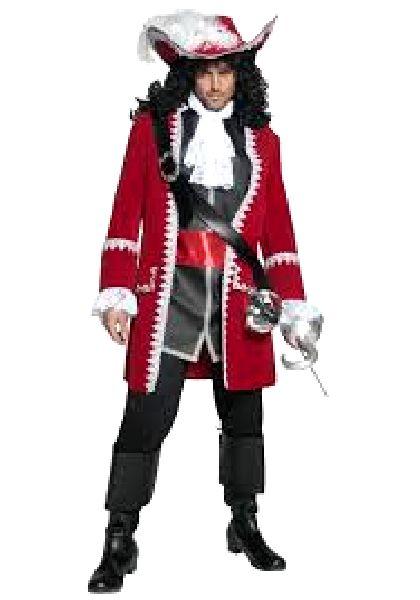 Authentic Pirate Costu...