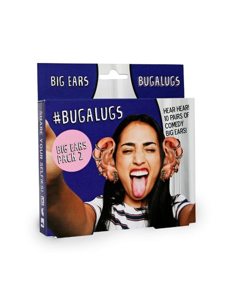 Big Ear Bugalugs (pack 2)