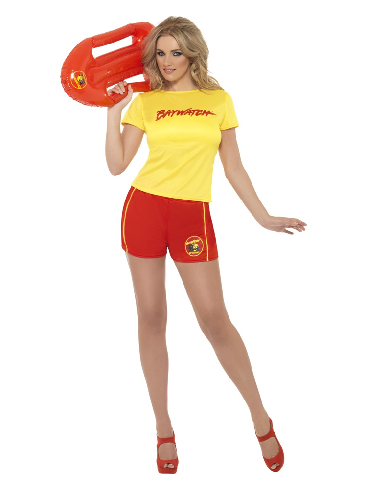 Baywatch Beach Costume (12345)