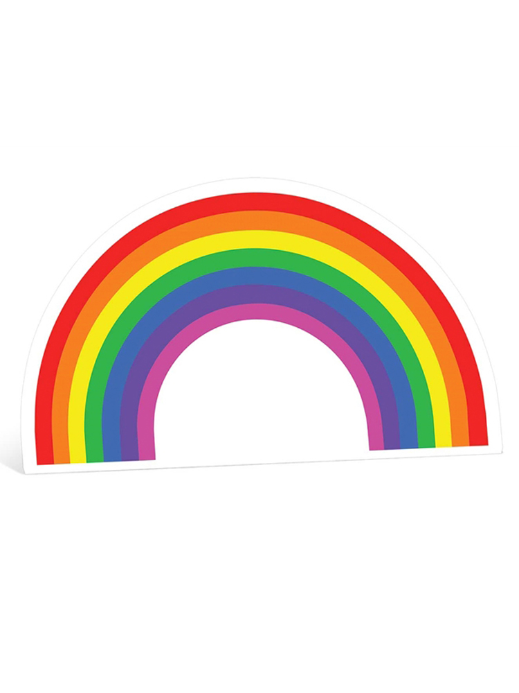 Rainbow - Cardboard Cutout