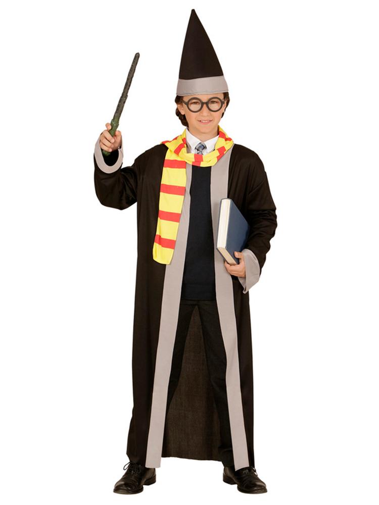 Wizard (Robe Scarf Hat) Childrens