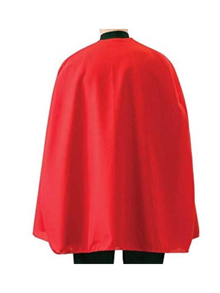 Red Super Hero Cape