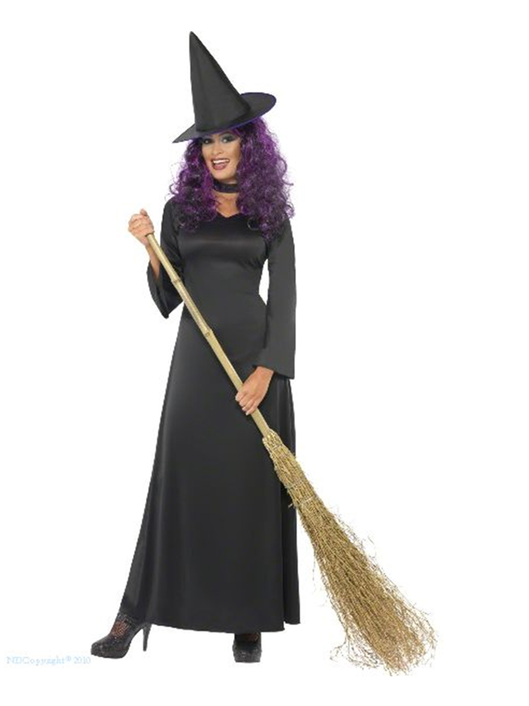 Witches Costume Black - Click for sizes