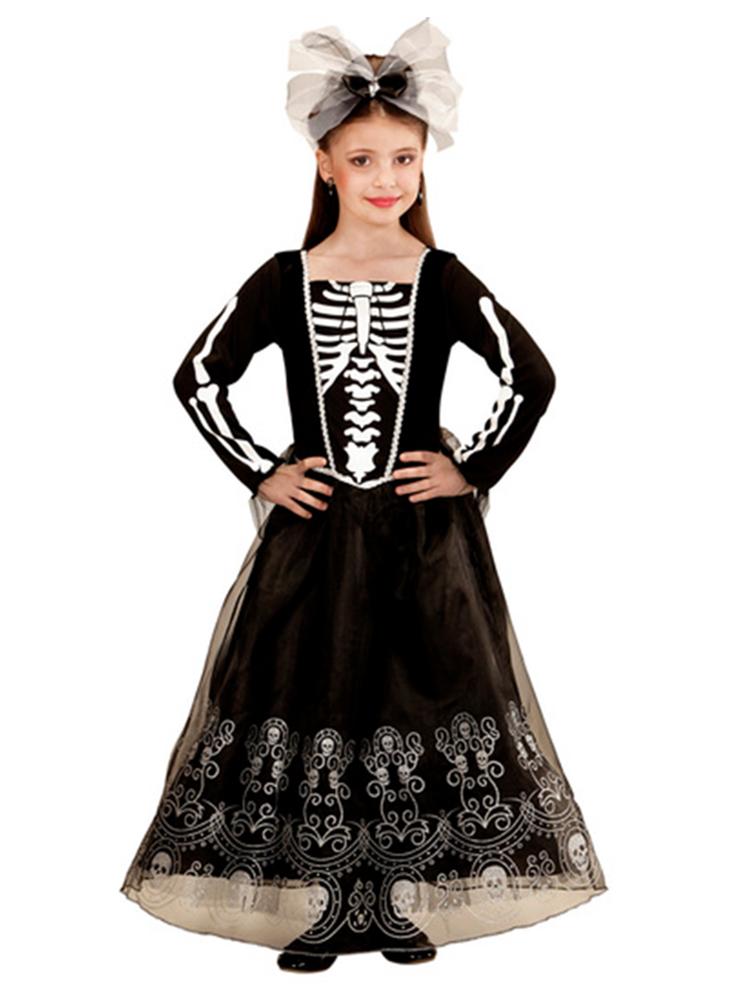 Skeletria Costume