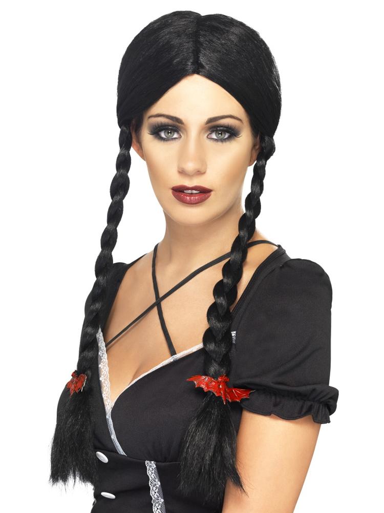 Gothic Schoolgirl Wig