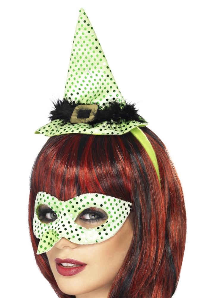 Wicked Venetian Eye Mask