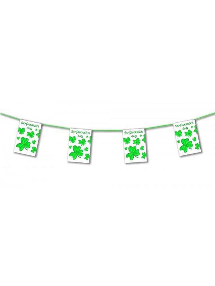 St Patrick's Day Shamrock Bunting