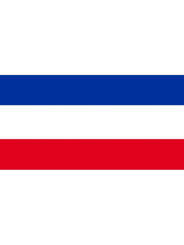 Yugoslavia Flag 5ft x 3ft