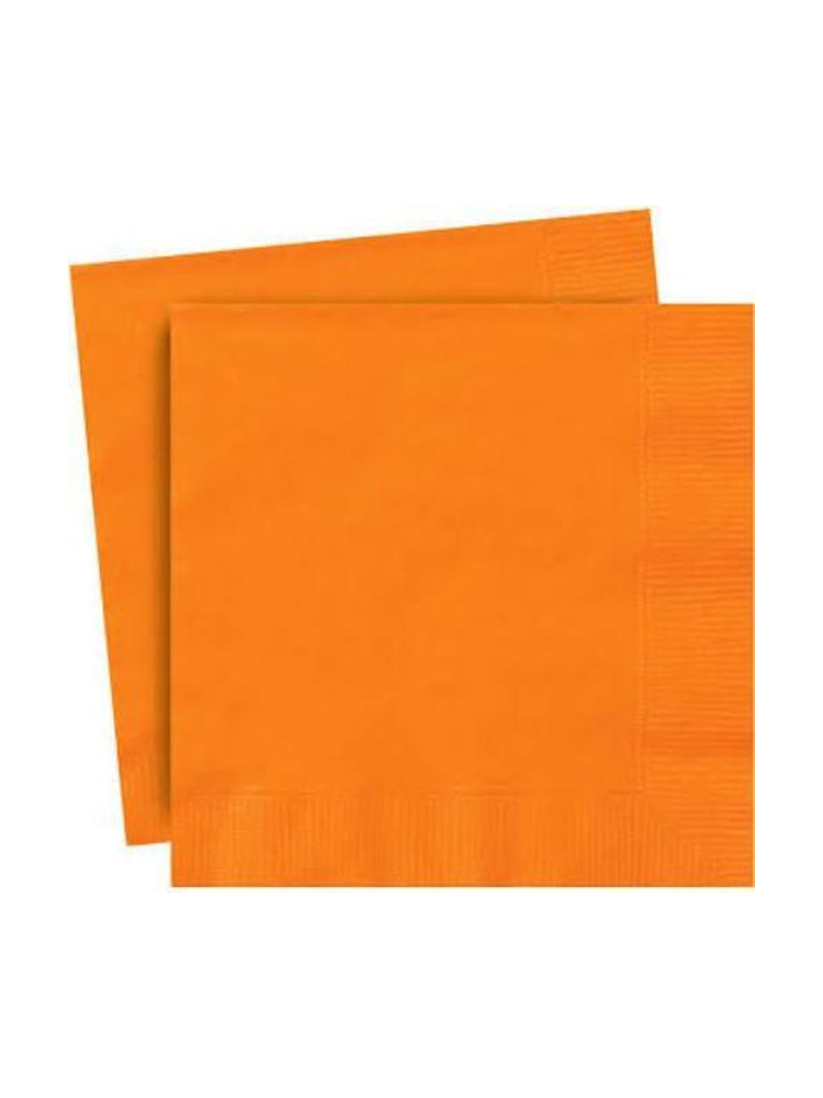 Orange Napkins