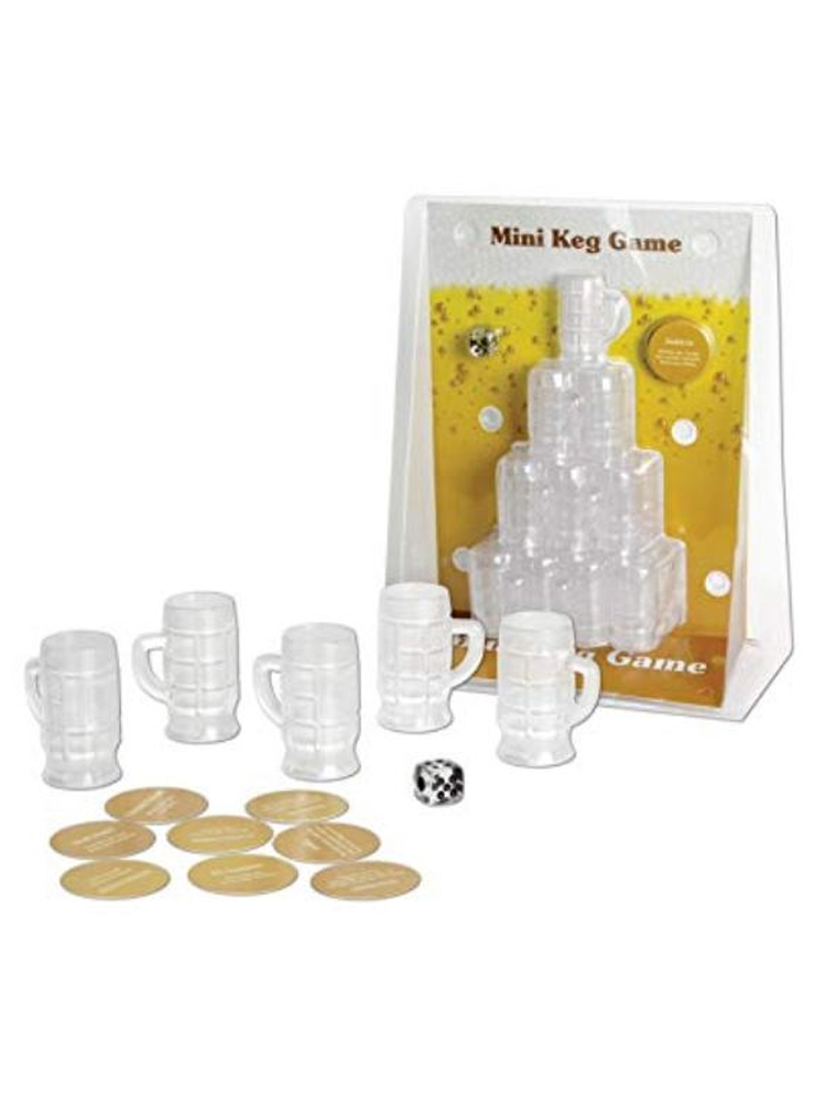 Mini Keg Drinking Game