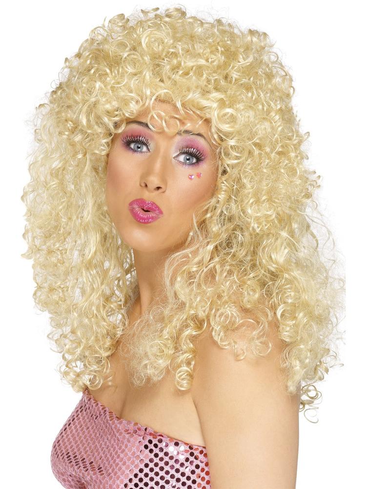 Boogie Babe Wig,Blonde