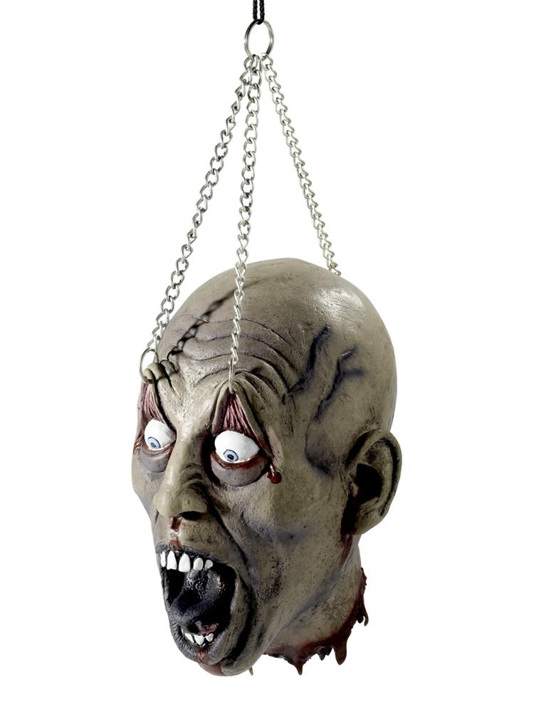 Dismembered Latex Head