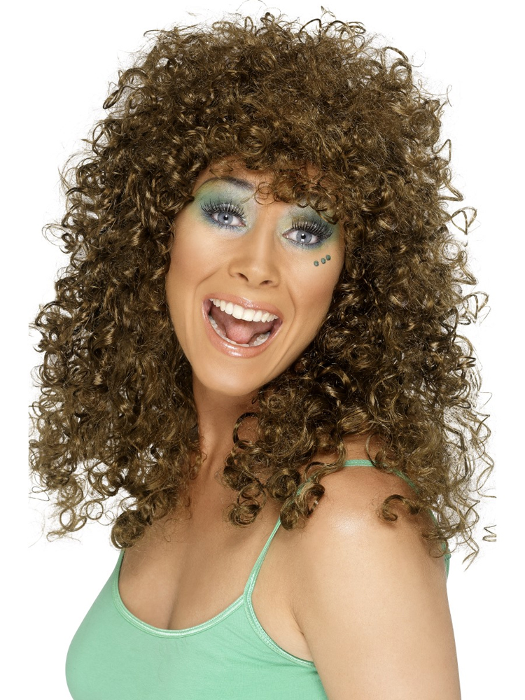 Boogie Babe Wig,Brown