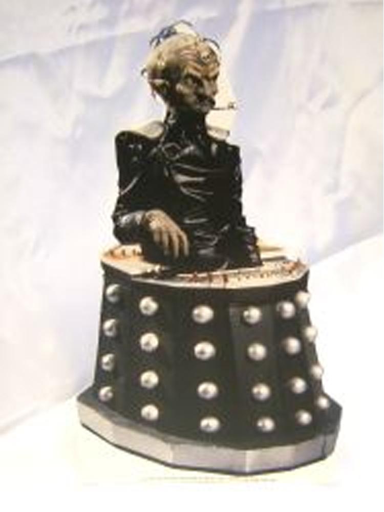 Doctor Who Davros Cardboard Cutout Desktop