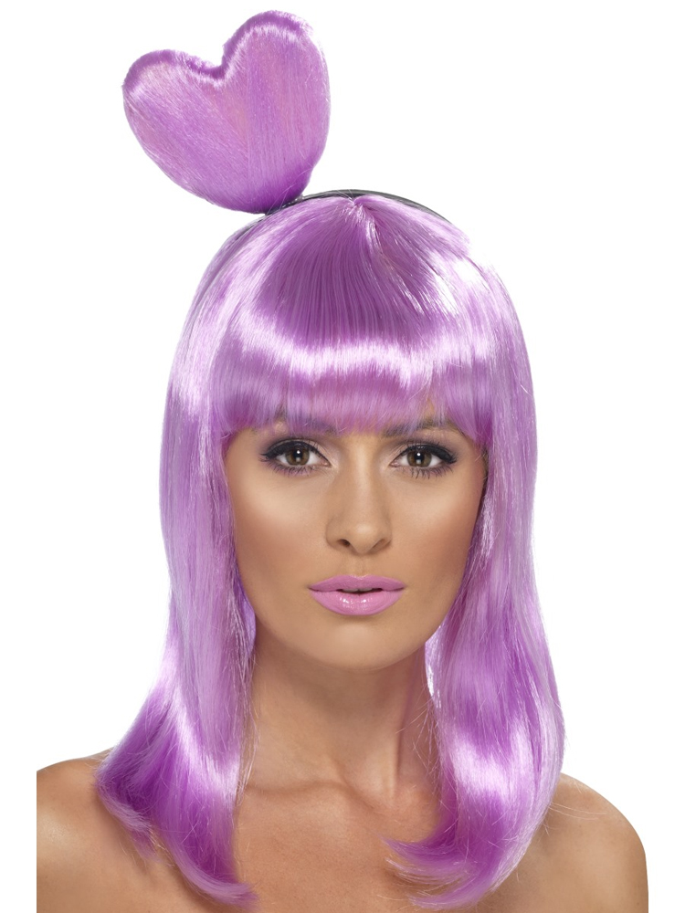 Candy Queen Wig,Lilac