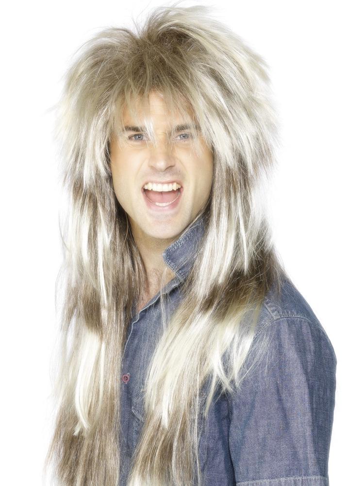 80'S Mega Mullet Wig