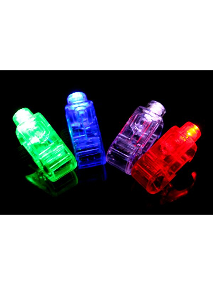 Rave Finger Lamps (Pack of 4)