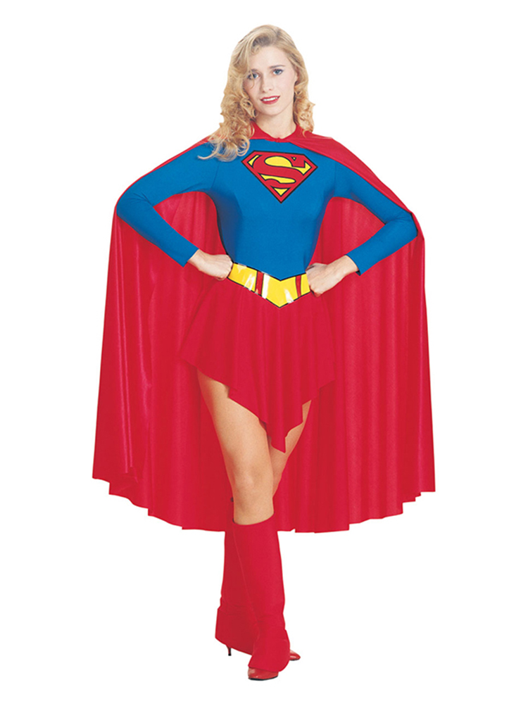 Super Girl Costume (Licensed)
