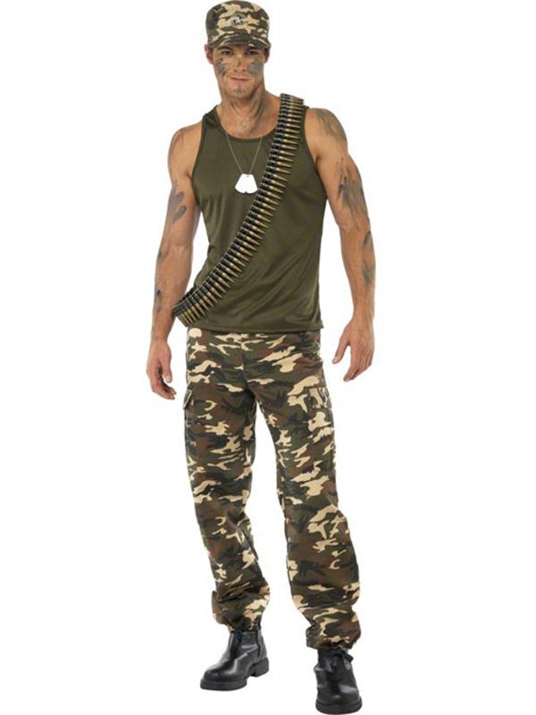 Army Demo Man