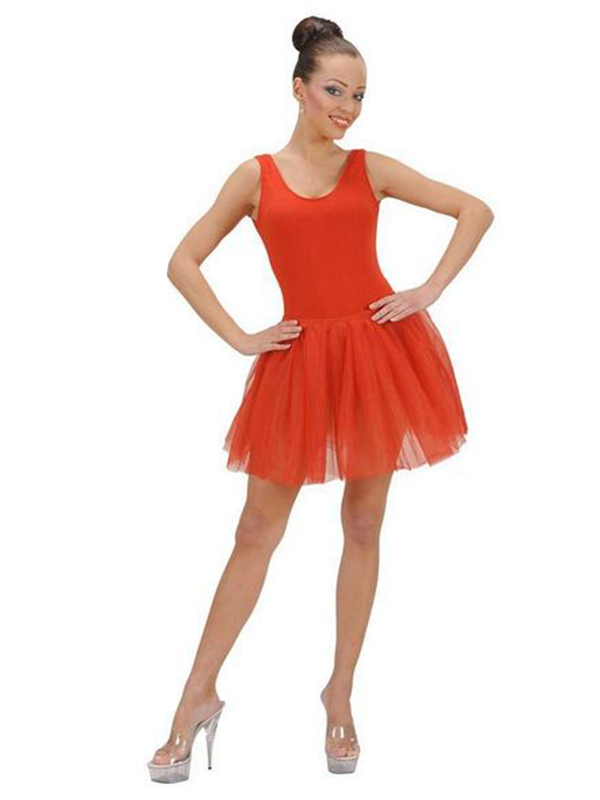 Tutu - Adult Size - Red