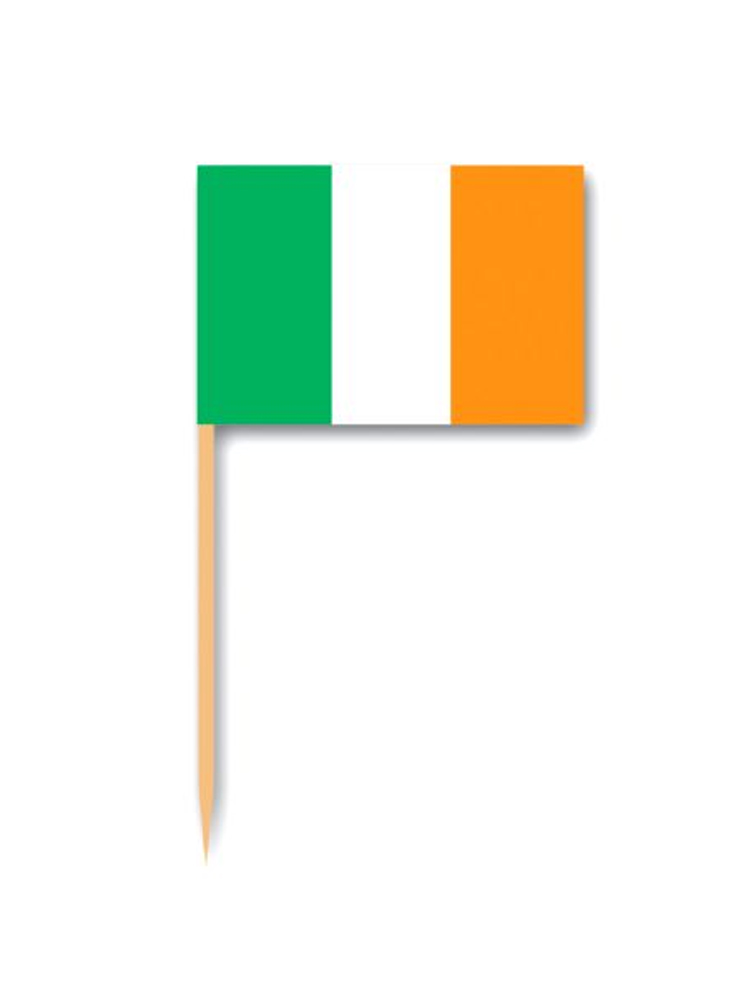 Irish Flag Picks