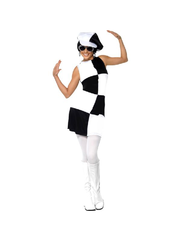 60's Party Girl Costume (12345)