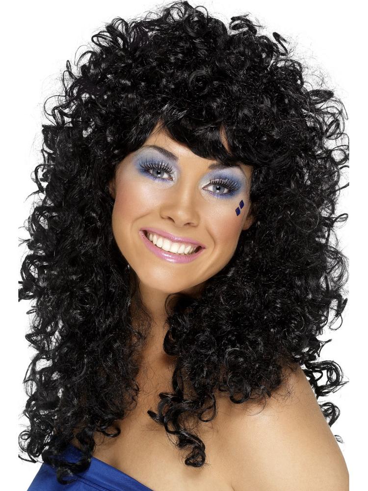 Boogie Babe Wig,Black