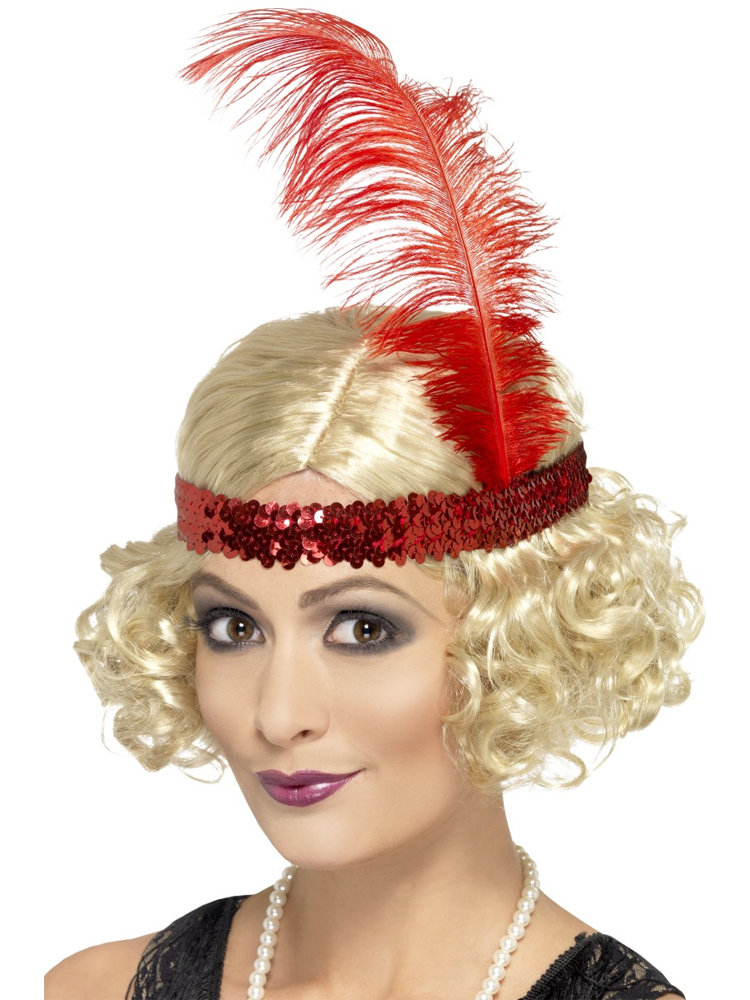 Charleston Wig,Blonde