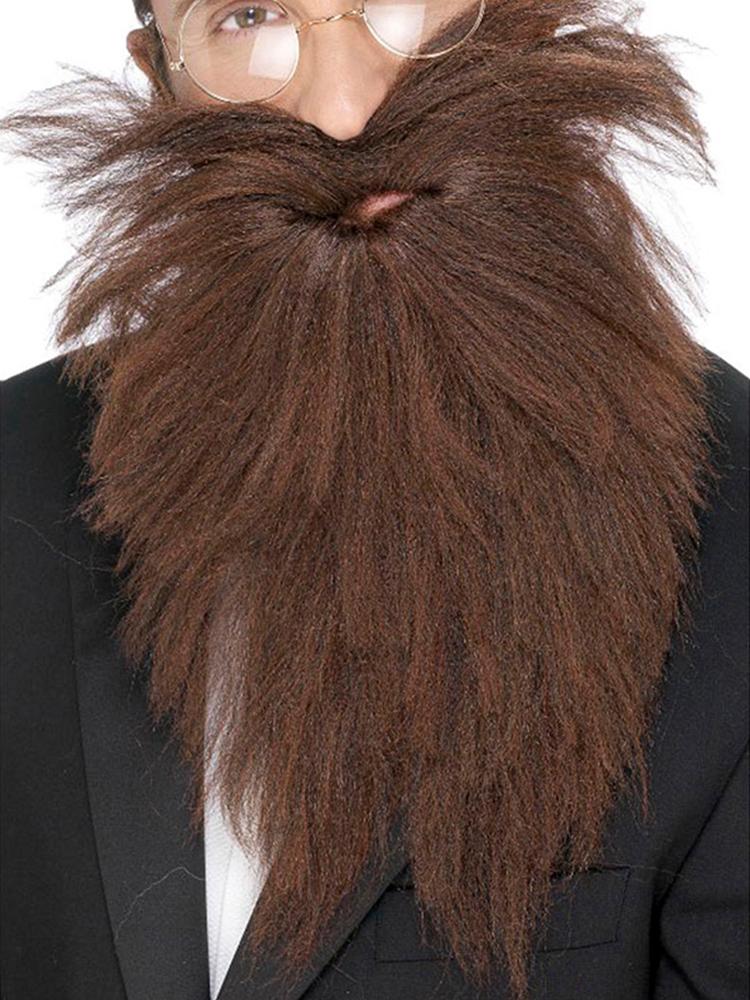 Long Beard and Tash