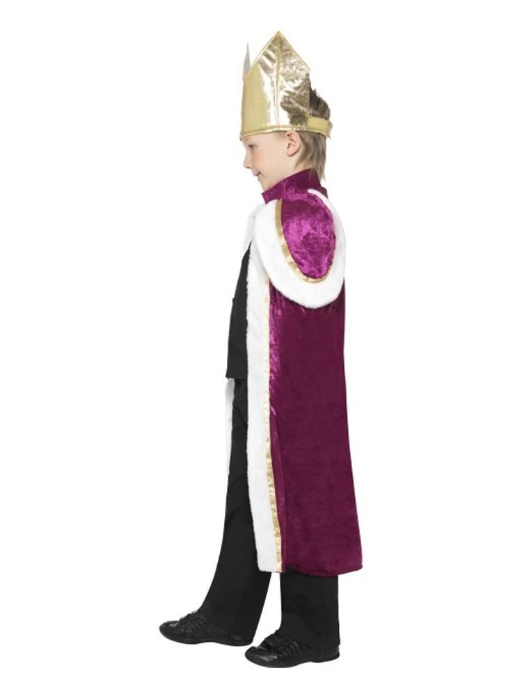 Kiddy King Costume