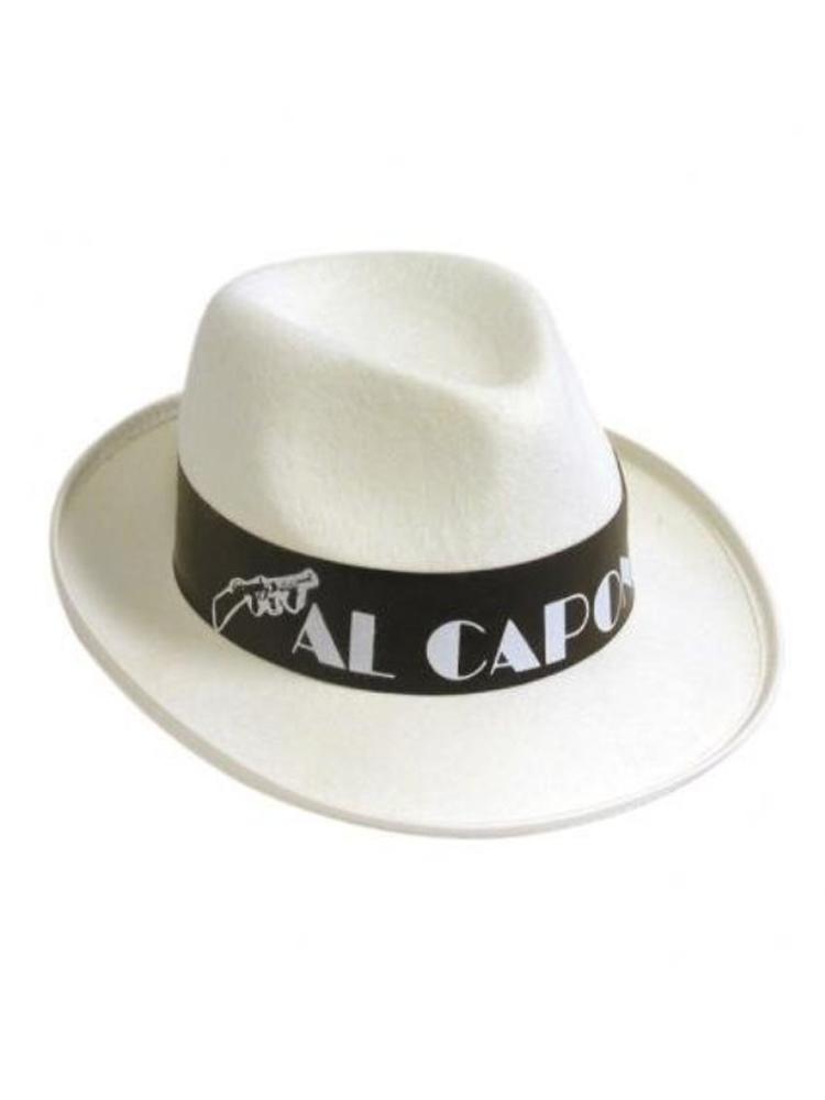 Al Capone Gangster Hat