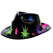 Star Plastic Cowboy Hat